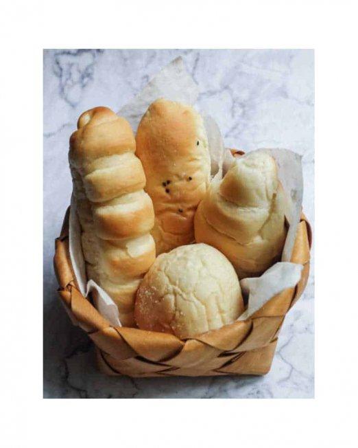 Ca lac bread