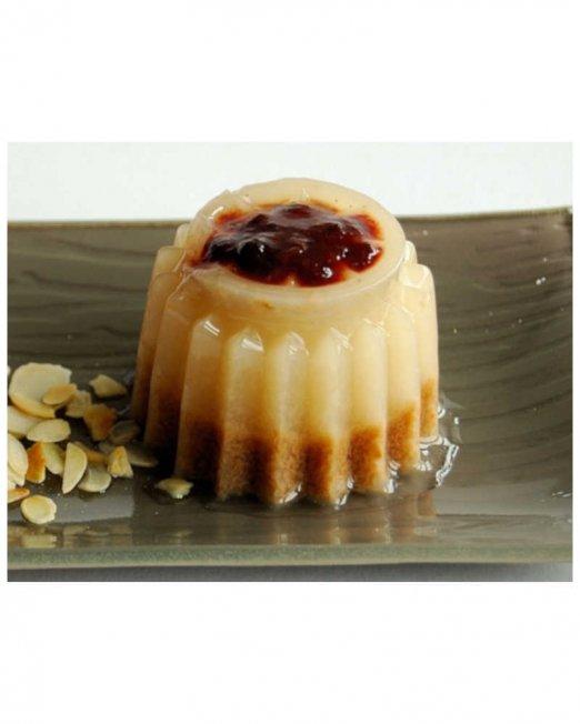Gellan pudding